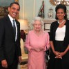 Obama y la Reina