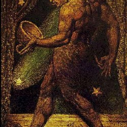 El fantasma de una pulga -William Blake